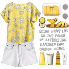 Pinapple, created by child-of-the-tropics on Polyvore