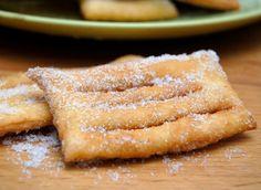 Asopaipas. Recetas de Cocina Casera                                                               .: Chiacchere