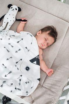 Jollein hydrofiel deken Indian - Belly bloz - baby artikelen
