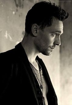 Dear God, please tell me you didn't break the mold when you made Tom Hiddleston.