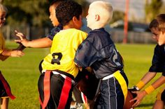 Flag Football Camp #Kids #Events