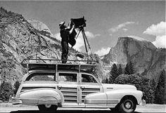 Ansel Adams. Inspirational photographer.