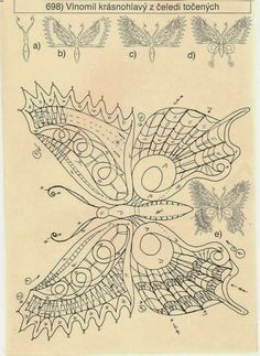 календарь 2003 Irish Crochet, Crochet Lace, Bruges Lace, Bobbin Lace Patterns, Hand Embroidery Flowers, Crochet Butterfly, Butterfly Dragon, Lace Heart, Point Lace