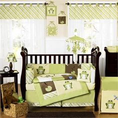 Leap Frog Baby Bedding and Crib Bedding Sets