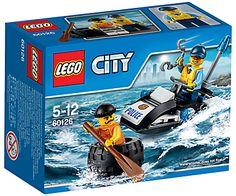 LEGO City 60126 Tire Escape