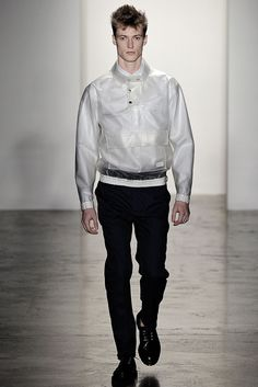 Patrik Ervell Spring 2015 Menswear Fashion Show
