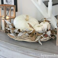 s 13 totally unique ways to dress your home for fall, home decor, seasonal holiday decor