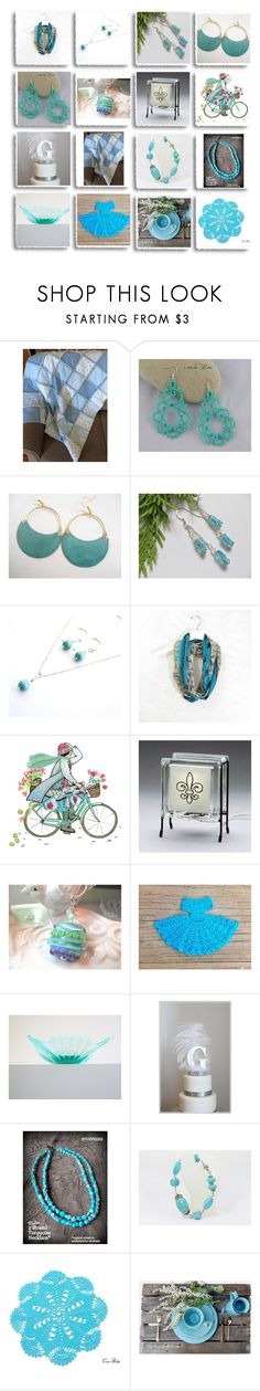 """""""By Marilyn"""" by therusticpelican ❤ liked on Polyvore featuring Rustico, modern, contemporary, rustic and vintage"""
