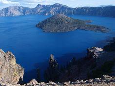 Crater Lake, Oregon Oregon Lakes, Tillamook Oregon, Crater Lake Oregon, Crater Lake National Park, National Parks, Places To Travel, Places To Visit, Falls Creek, All Nature