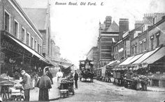 Roman Road Old Ford - East End Markets