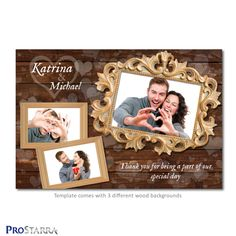 Chic, rustic, wood, wedding photobooth template layout with white hearts. Wedding Invitation Samples, Wedding Invitation Design, Card Table Wedding, Wedding Cards, Wedding Photo Booth, Wedding Photos, Photobooth Template, Rustic Wedding Games, Photo Booth Design