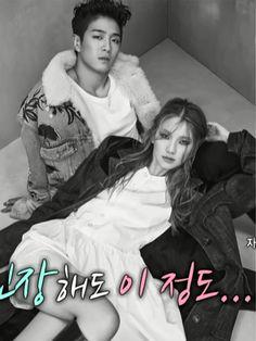 Jota and Jinkyung