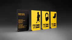 Freedom Studios Business Card