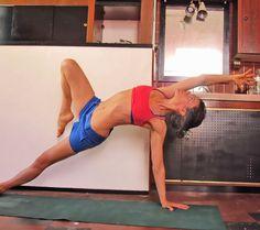 POWER YOGA CLASS Vinyasa Level 1-2 Core - over an hour