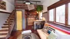 The Rustic Modern Tiny House Casas Pequeñas Pero Bonitas You