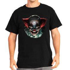 T-Shirt Digital Dudz Freaky Clown -De Kaborij € 26.99