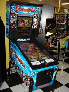 Virtual Pinball Machine - 2 TVS & 1 Computer - Unlimited Pinball Tables