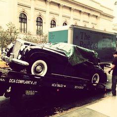 #unloading #phantom #rolls-Royce #photoshoot #plindbergh por: loyalrover
