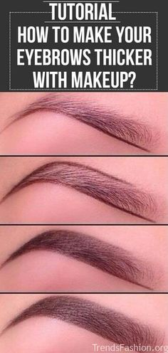 eyebrows trends over the years \ eyebrows years ; eyebrows over the years ; eyebrows through the years ; eyebrows through the years history ; eyebrows 50 years old ; eyebrows trends over the years ; microblading eyebrows after 3 years ; years of eyebrows How To Make Eyebrows, Thick Eyebrows, Eye Make Up, How To Make Up, Shape Eyebrows, Make Up Tutorial Eyebrows, Makeup Tutorial Step By Step, Eyebrows Step By Step, Diy Tutorial