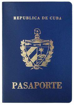 Pasaportes del Mundo - Cuba
