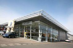 Major redevelopment work starts at Volkswagen Wakefield