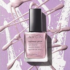 #ManiMonday: Start a Summer love with our flirtatious and fun Nailwear Pro+ Nail Enamel in Romance! www.youravon.com/tbeasley