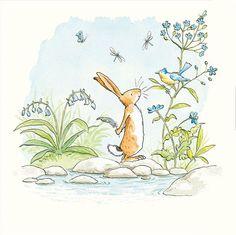 The World of Cute Love: Sweet Illustrations by Anita Jeram. – Bookmarin