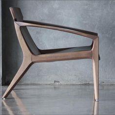 Linna armchair designed by Jader Almeida.