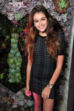 Cindy Crawford's Gorgeous Daughter, Kaia Gerber, Steps Out Solo For a Fun LA Event
