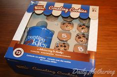New Smart Snacks Counting Cookies Review & Giveaway! — Daily Mothering