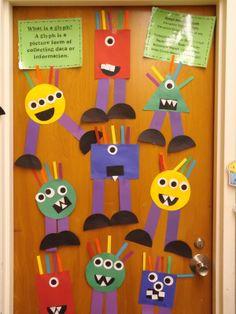 Kindergarten: Monsters