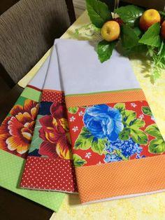 Dish Towels, Hand Towels, Tea Towels, Kitchen Kit, Kitchen Tops, Bazaar Ideas, Handmade Home, Applique Quilts, Pin Cushions