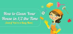 AUSTRAL CLEANING BRISBANE -Environmental Friendly Solutions | Brisbane and Gold Coast - How to Clean Your House in ½ The Time (Even If You Are a Busy Mother)
