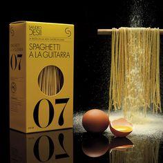 Lo Siento presenta su último proyecto para la marca de gourmet artesana Sandro desii, especializada en diversos tipos de pasta y helados. Consiste en...