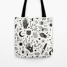 Witchcraft II Tote Bag by LordofMasks | Society6