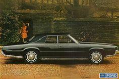 1967 Ford Thunderbird 4-Door