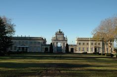 Palácio de Seteais (Sintra) - Distrito de Lisboa | Guia da Cidade | Região de Lisboa