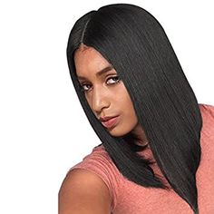 Labhair 10inches Glueless Bob Wigs 130% Density Lace Front Wig 100% Virgin Hair Natural Color Human Wigs… Review