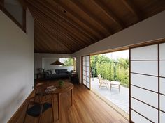 Sliding Doors - Yasushi Horibe Architect & Associates official website