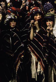 Berber Brides. Morocco, 1986.google search