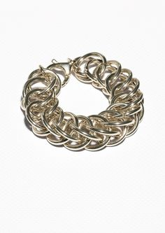 & Other Stories | Chunky Chain Bracelet