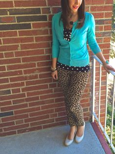For the Love of Leopard: Spotted