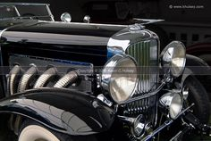 Stock Photos: 1930s Duesenberg Model J