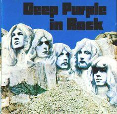"""DEEP PURPLE """"IN ROCK"""" (1970)"""