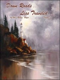 "Book - Down Roads Less Traveled Vol. 5 - Landsape Painting by artist Bill ""Ridley"" Bayer Learn Painting, Painting Lessons, Learn To Paint, Painting Techniques, Online Art Classes, Paint Ideas, Roads, Books Online, Store"