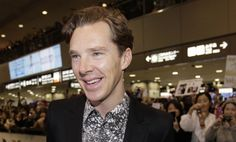 Benedict Cumberbatch experiences Star Trek fever in Japan