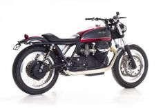 the Bike Shed » 1982 Guzzi SP 1000 from Filippo at Officine RossoPuro