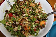 Brussels two ways, Cheese store, RWV Thyme dressing, KC tomatoes 015
