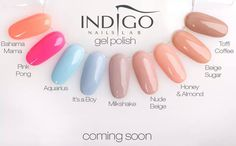 Aquarius ( video ) | indigo labs nails veneto