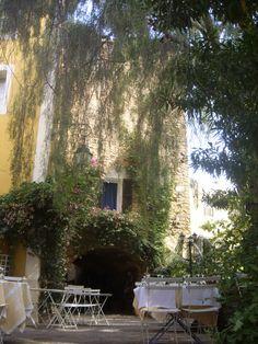 Bormes les Mimosas, South of France